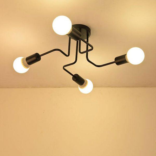 Geometric Style Ceiling Lights