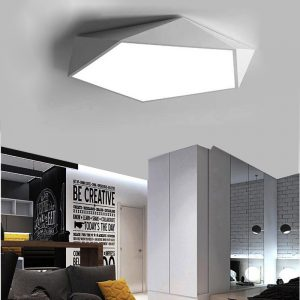 Geomectric Style LED Ceiling Lights