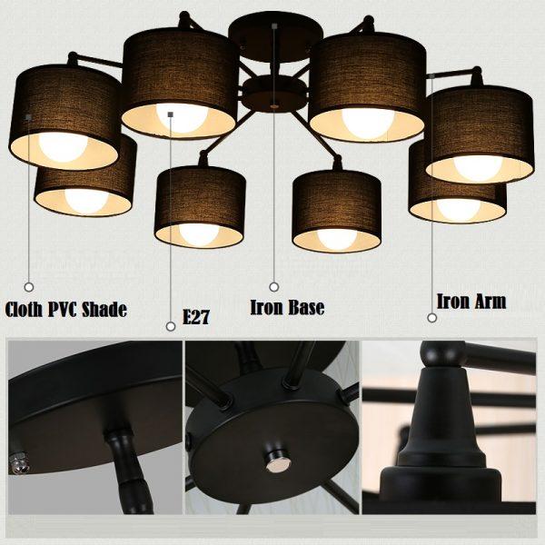 1116 0461bc8c63da4f530c9e9beba00c6e85 - Korean Bedroom Ceiling Lights | RadiantHomeLighting