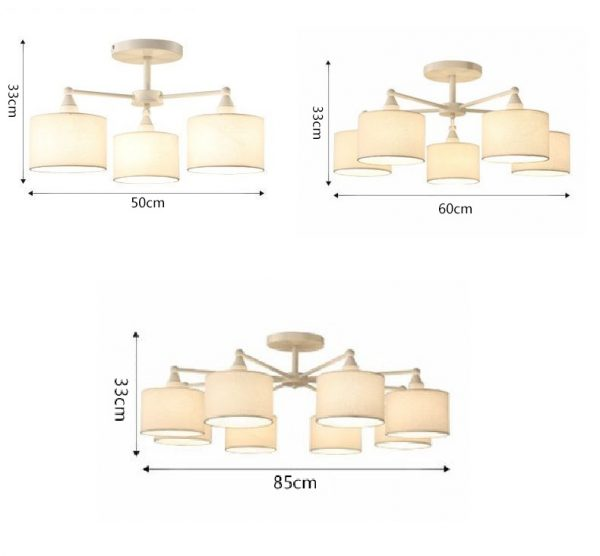 1116 996ce686fade280ed24fb9a28b818dfe - Korean Bedroom Ceiling Lights | RadiantHomeLighting