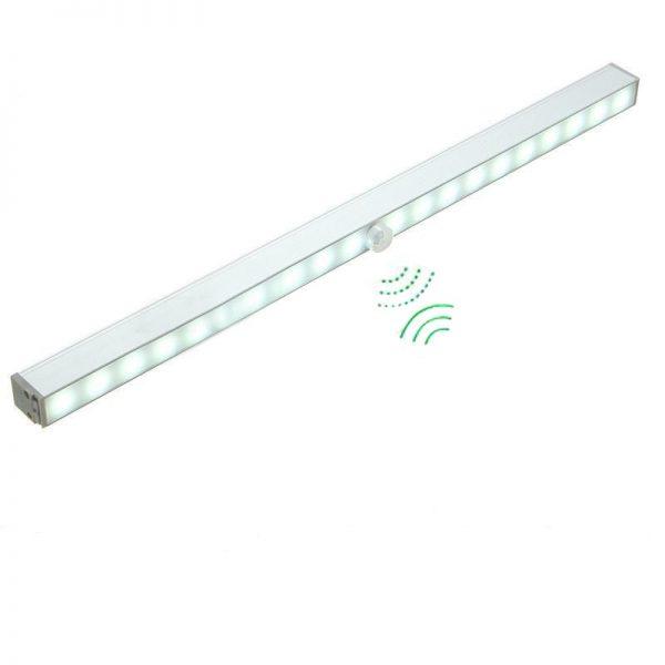 Wireless Infrared Sensor LED Light Bar