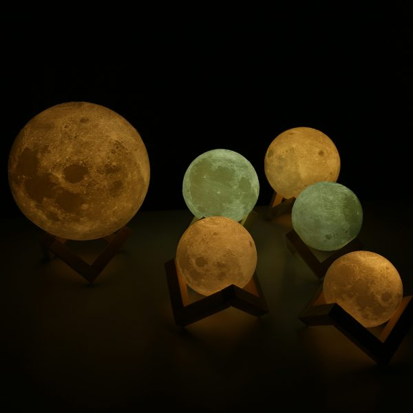 19 df7615347f5c3035aa0ace351bb540c7 - Moon LED Night Lights | RadiantHomeLighting