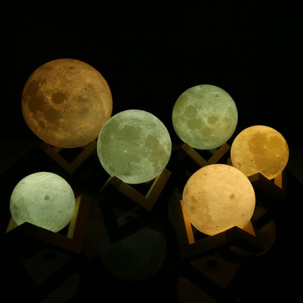 19 e62d12edfeee7b5bcaea21986c789003 - Moon LED Night Lights | RadiantHomeLighting