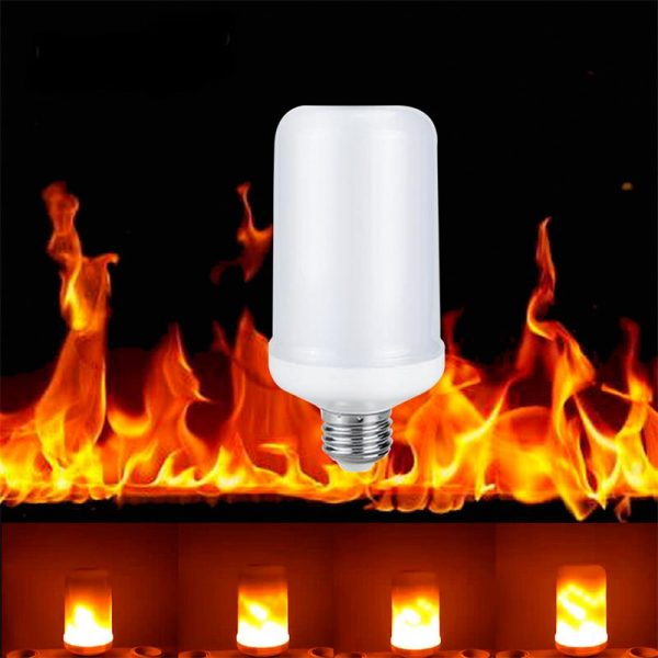 357 4004de4e0a9339afe330167a3ca2ae2f - Flame Flickering Effect LED Bulb | RadiantHomeLighting