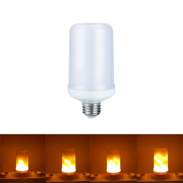 Flame Flickering Effect LED Bulb