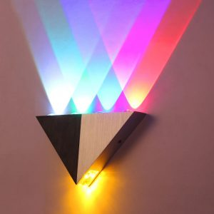 Colorful Light Home Wall Lights