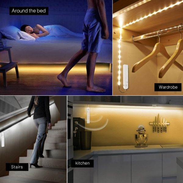 525 526fe64c00e95324993857a19c1e1c89 - Motion Sensor Wardrobe LED Light Bar | RadiantHomeLighting