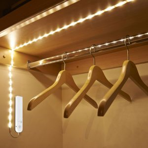 Motion Sensor Wardrobe LED Light Bar