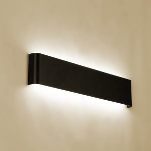 Laconic Aluminum Strap Wall Lights