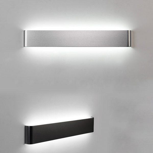 73 ac89e69178b19a0a5180f9d23ad16c5a - Laconic Aluminum Strap Wall Lights | RadiantHomeLighting