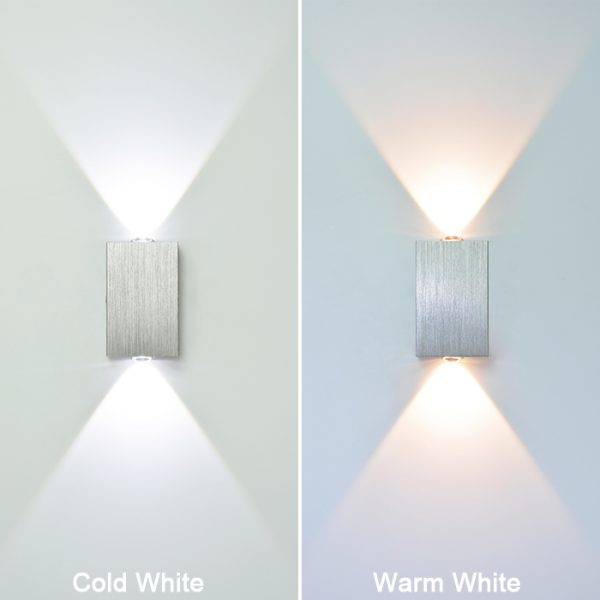 773 3f2cc7514121d0b5174cd01017d71ed7 - Creative White Aluminum LED Wall Lights | RadiantHomeLighting
