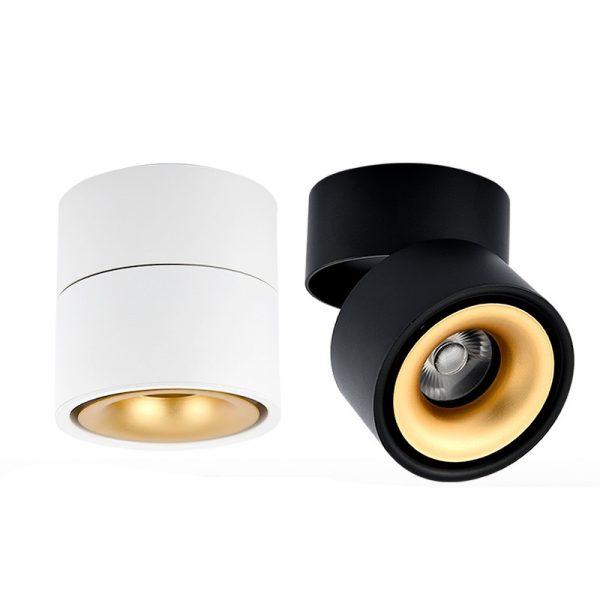 Rotating LED Ceiling Lights