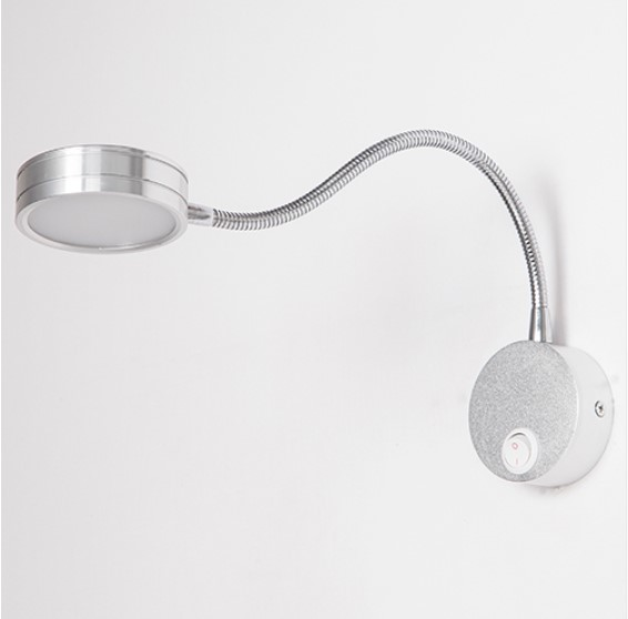 Switch Knob Flexible Wall Lights