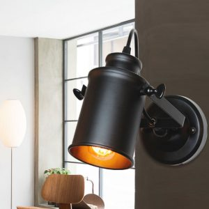 Loft Style Iron Wall Lights