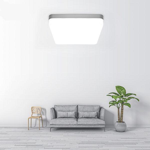 2268 bph95w - Modern Plastic LED Ceiling Lamp | RadiantHomeLighting