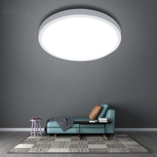 2268 - Modern Plastic LED Ceiling Lamp | RadiantHomeLighting
