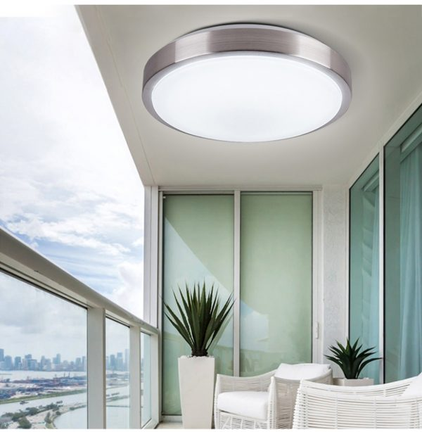 2307 jzihqg - Ultra Thin LED Ceiling Lamp | RadiantHomeLighting