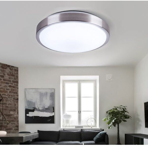 2307 m514av - Ultra Thin LED Ceiling Lamp | RadiantHomeLighting