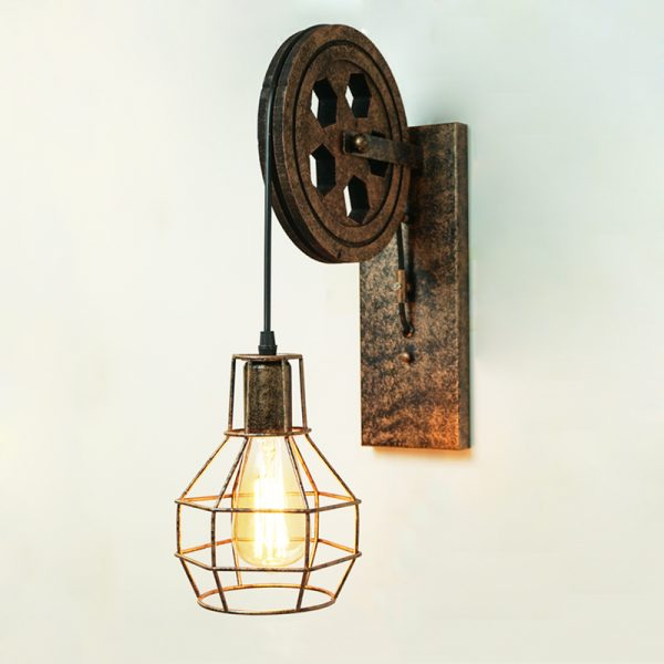 2430 i5pfry - Retro Creative Wall Lamp | RadiantHomeLighting