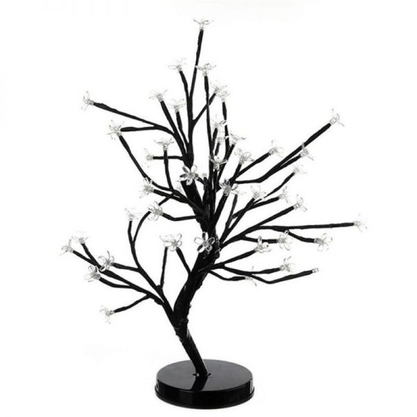 2655 ioc57v - 48 LED Plum Blossom Desk Lights | RadiantHomeLighting