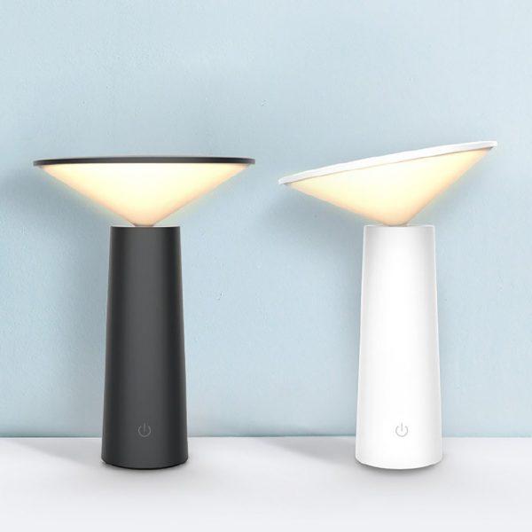 2662 - Modern Design Rechargable Battery Desk Lamp | RadiantHomeLighting