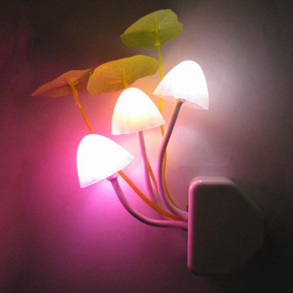 2752 - Unique Mushroom Night Light | RadiantHomeLighting