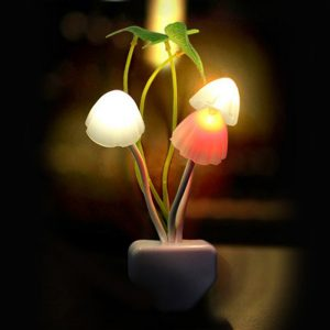 Unique Mushroom Night Light