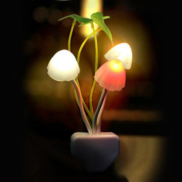 2752 qdi0lv - Unique Mushroom Night Light | RadiantHomeLighting