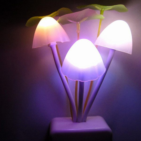 2752 vljtau - Unique Mushroom Night Light | RadiantHomeLighting