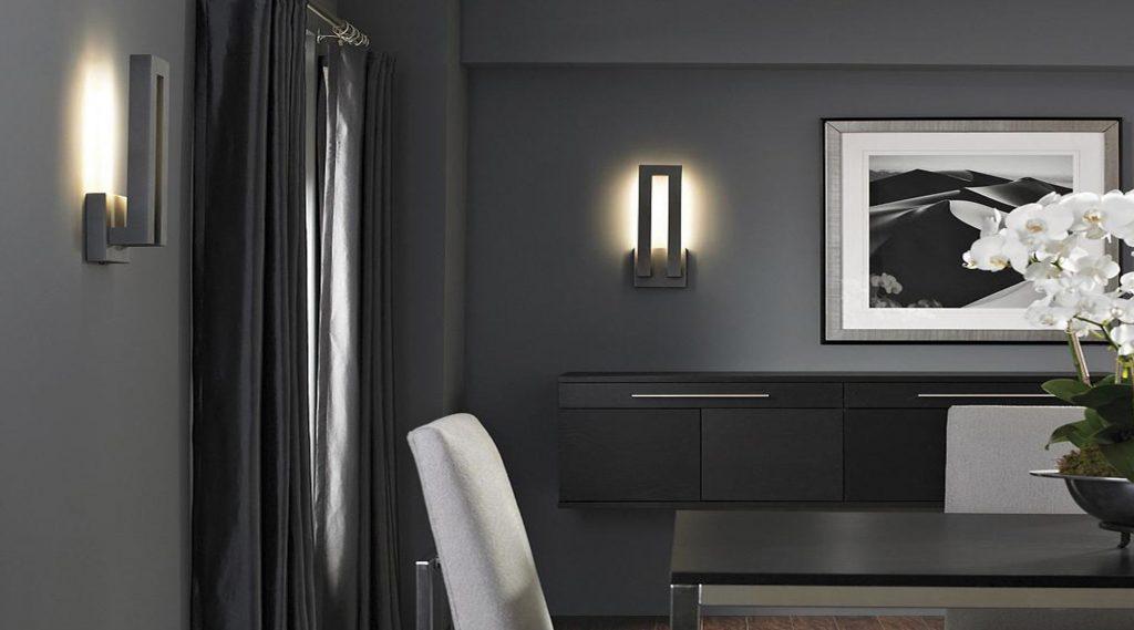 modern LED wall lights
