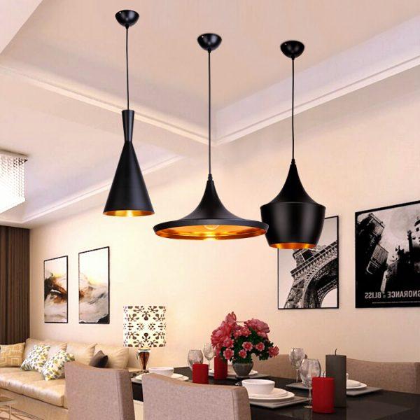 3698 dwrpku - Nordic Geometric Design Pendant Lighting | RadiantHomeLighting