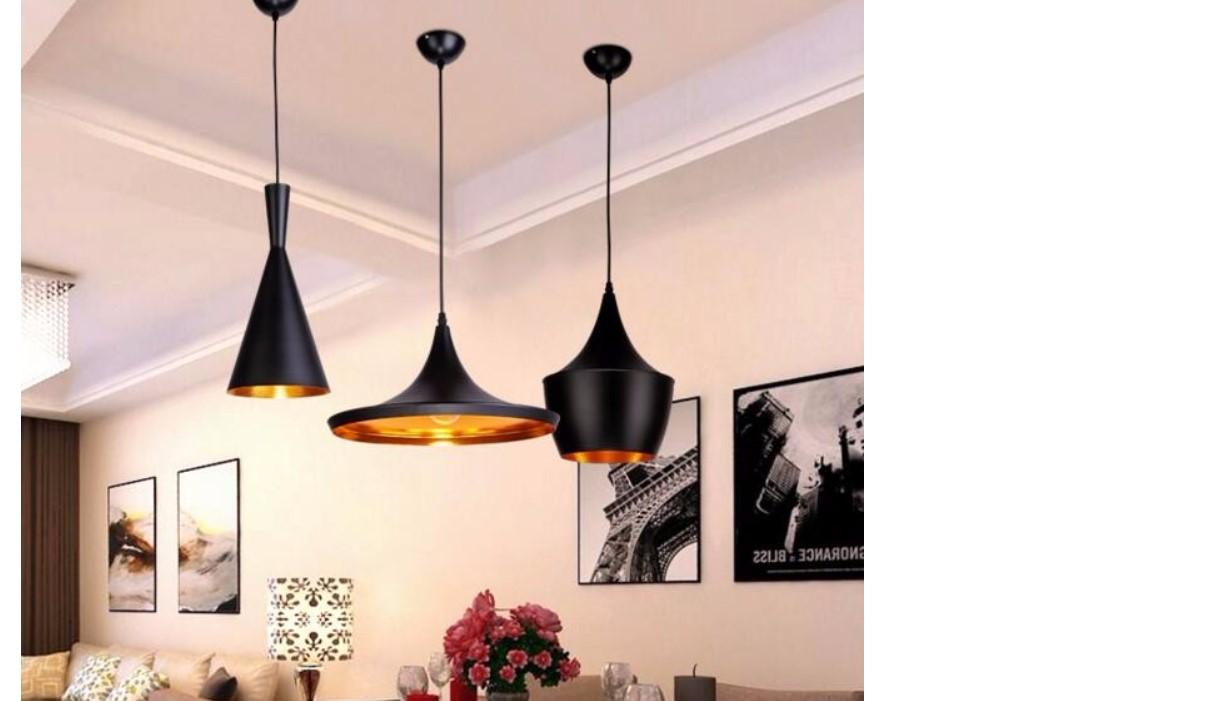 Nordic Geometric Design Pendant Lighting