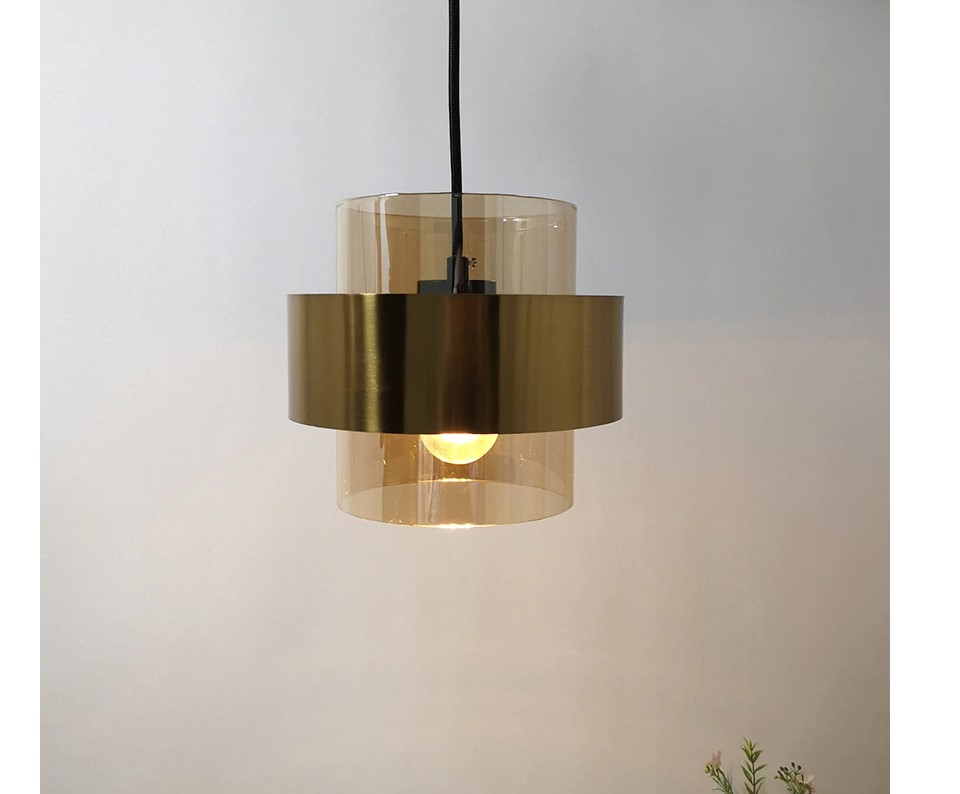 Nordic Style Golden Pendant Lighting