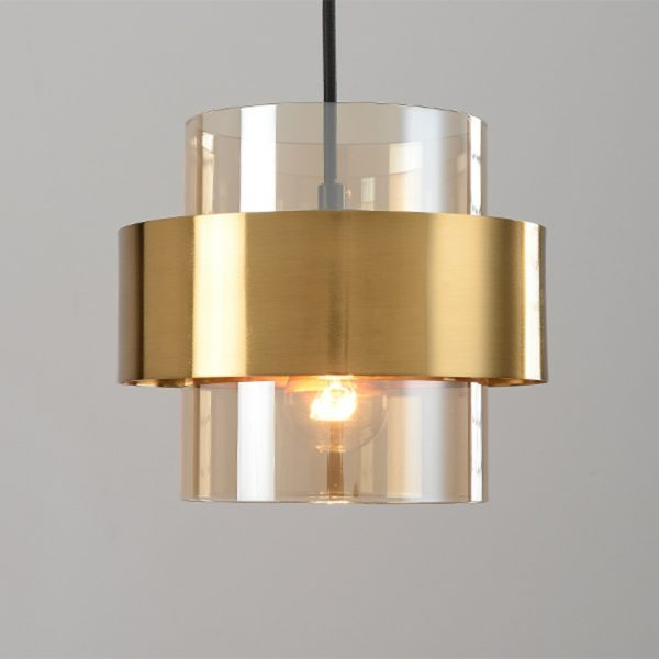 3777 nngenv - Nordic Style Golden Pendant Lighting | RadiantHomeLighting