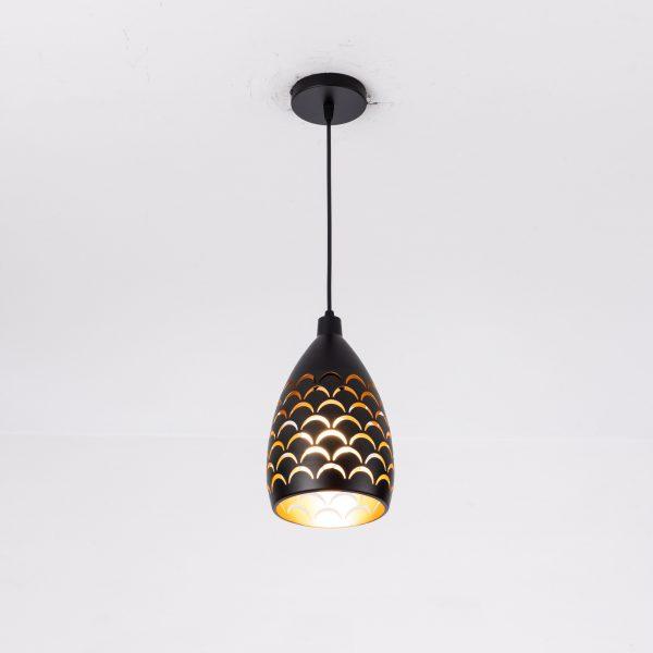 3780 - Black Scale Pendant Lighting | RadiantHomeLighting