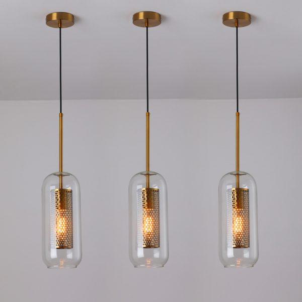3845 nhqepu - Loft Style Glass Pendant Lighting | RadiantHomeLighting