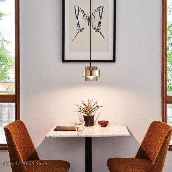 3869 mhkjgc - Golden Geometric Design Pendant Lighting | RadiantHomeLighting