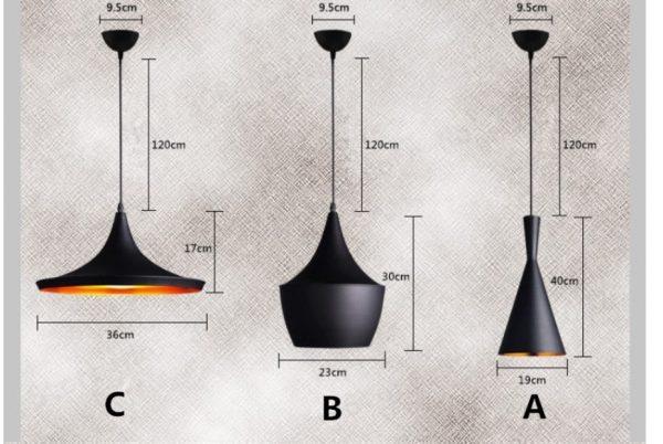 3902 1nb5lq - Nordic Style Golden Detail Pendant Lighting | RadiantHomeLighting