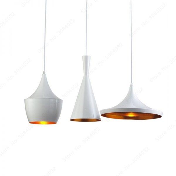 3902 jkdt26 - Nordic Style Golden Detail Pendant Lighting | RadiantHomeLighting