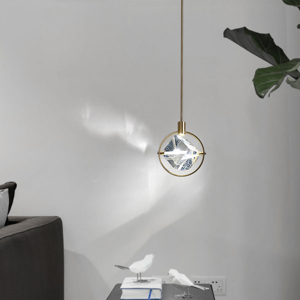 3918 ebu8p3 - Crystal Cube LED Pendant Lighting | RadiantHomeLighting