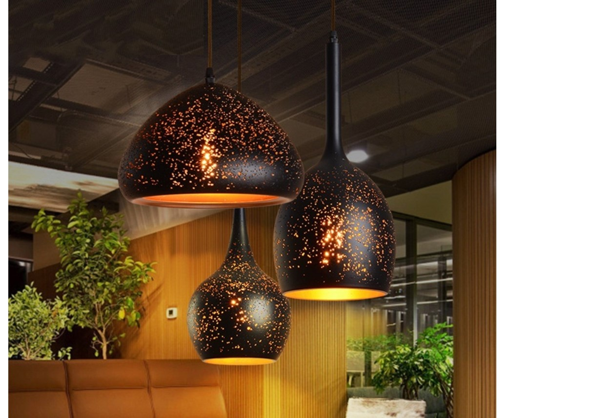 African Sunset Pendant Lighting