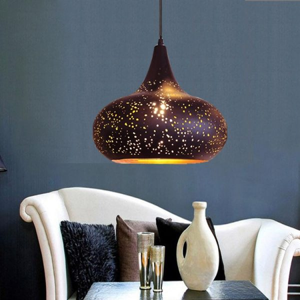 3924 48ckdc - African Sunset Pendant Lighting | RadiantHomeLighting