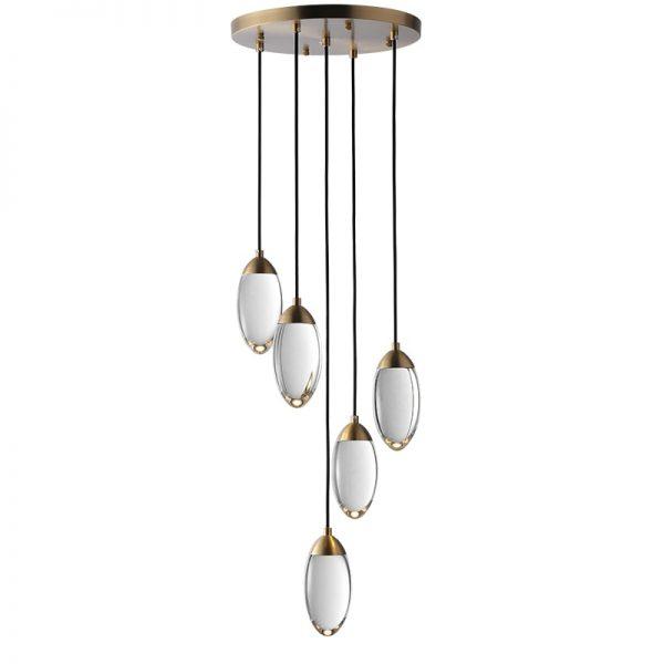 3935 hppbw2 - Glass Acorn Pendant Lighting | RadiantHomeLighting