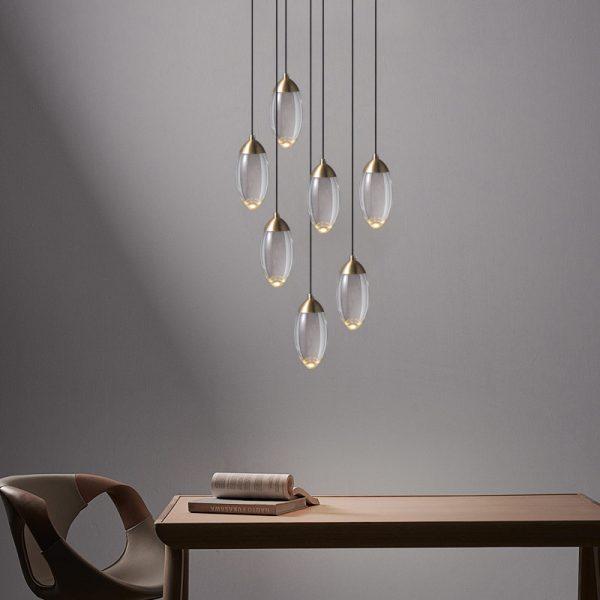 3935 l6wqq4 - Glass Acorn Pendant Lighting | RadiantHomeLighting