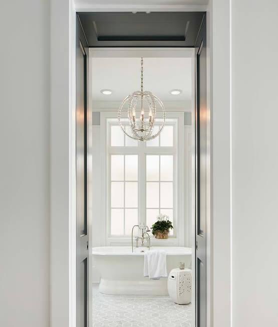 Bathroom Pendant Lights Ambience