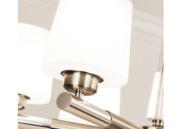 4422 oynqat - Nickel Chandelier Lighting | RadiantHomeLighting