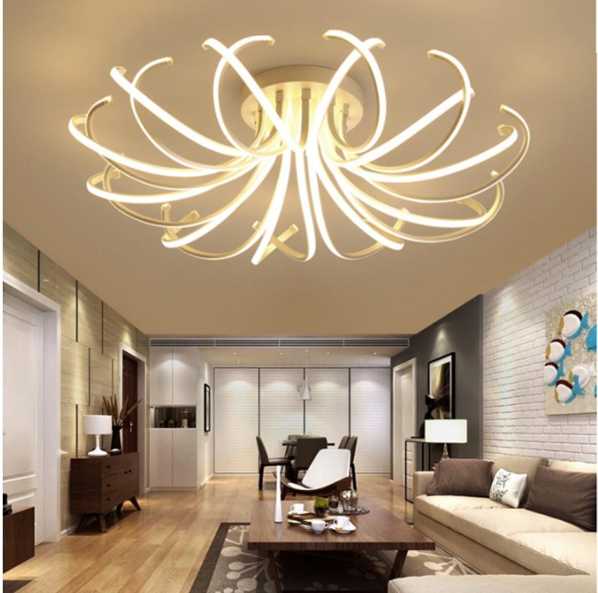 Curl LED Ceiling Lighting