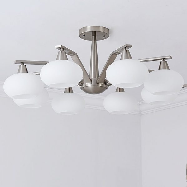 4494 1opo2f - Modern Design Frosted Glass Chandelier Lighting | RadiantHomeLighting